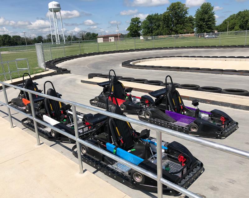 New Castle Motorsports Park / New Castle Raceway / Kart